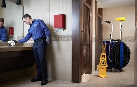 htswrestroomclean 1 - Restroom Sanitation